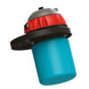 MAXIM 40-70 M OIL - PROFESSIONAL VACUUM CLEANER FOR PICK-UP AND SEPARATION OF EMULSIFIED OIL AND CHIPPINGS FILTER