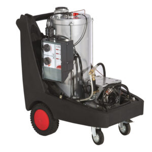 THERMAL - INDUSTRIAL MOBILE HOT WATER HEATER WITHOUT COVER