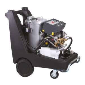 STX - PROFESSIONAL HOT WATER HIGH PRESSURE CLEANER SIDEVIEW