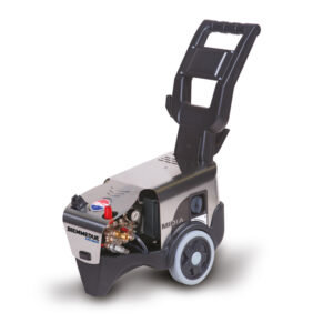 MIDIA - PROFESSIONAL COLD WATER HIGH PRESSURE CLEANER - SIDEVIEW