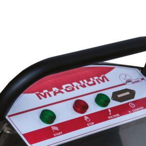 MAGNUM - INDUSTRIAL COLD WATER PRESSURE CLEANERS HIGH PRESSURE/HIGH FLOW CONTROL PANEL
