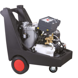 SIDRA - PROFESSIONAL HOT WATER HIGH PRESSURE CLEANER ENGINE