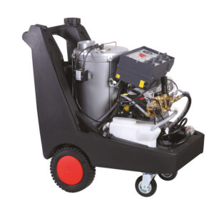 SUSETTE - PROFESSIONAL HOT WATER HIGH PRESSURE CLEANER ENGINE