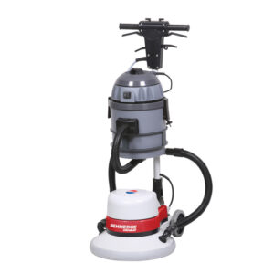 MS FAST - SINGLE-DISC FLOOR MACHINES WITH VACUUM CLEANER