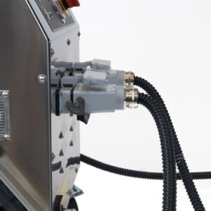 ANDROMEDA - PROFESSIONAL THREE-PHASE STEAM AND VACUUM CLEANER CONNECTIONS