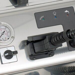 VIRGO PLUS - PROFESSIONAL STEAM CLEANER CONTROLS