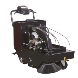 ONE - MOTORIZED VACUUM SWEEPERS WITH CARTRIDGE FILTER OVER-LOOK
