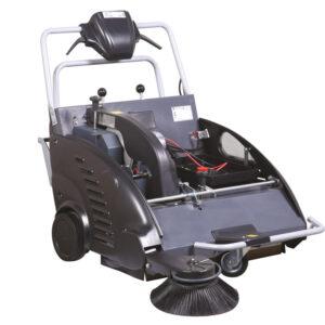 DUSTY 650 & 850 ET / STH - MOTORIZED VACUUM SWEEPER PANEL FILTER