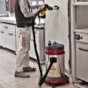 RC 40 / 45 / 80 - WET & DRY VACUUM CLEANERS DESIGNED TO BE USED WITH POWER HAND TOOLS IN-USE