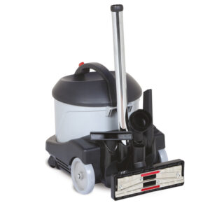 OTHELLO - COMPACT AND QUIET PROFESSIONAL VACUUM CLEANER BACK-VIEW