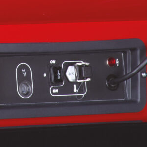 EC/S - INDIRECT COMBUSTION MOBILE SPACE HEATER CONTROL PANEL