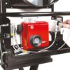 TITAN 145 M - INDIRECT COMBUSTION HEAVY DUTY MOBILE SPACE HEATERS WITH CENTRIFUGAL FAN BACKVIEW