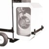 TITAN 145 M - INDIRECT COMBUSTION HEAVY DUTY MOBILE SPACE HEATERS - FAN VIEW